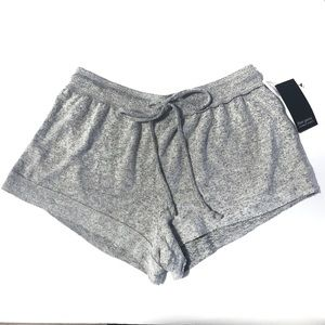 NWT | Free Press | Gray flannel shorts | M
